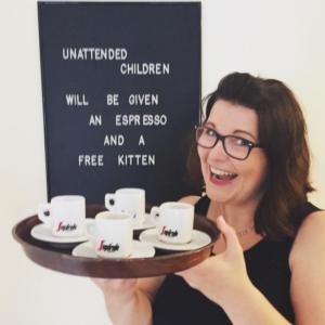 Katja aus Coffeebar Team