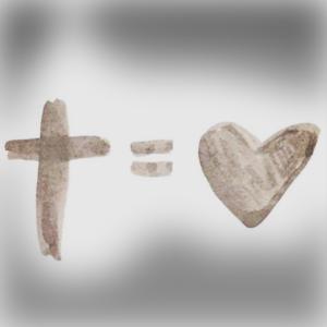 Kreuz = Liebe
